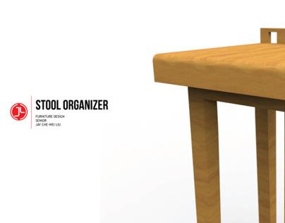 Stool Organizer