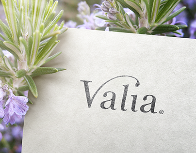 Valia skincare Website