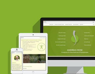 17MEDIA Webdesign → praxis-rose.info
