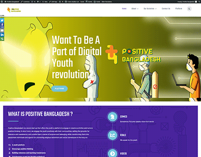 Positive Bangladesh official website