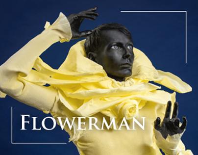 Flowerman - Photo Project