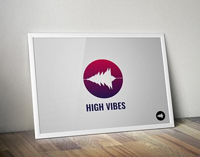 High Vibes Logo
