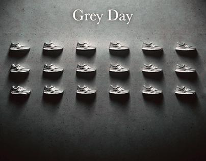 Grey Day New Balance. Madrid 2019