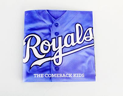 Royals Booklet