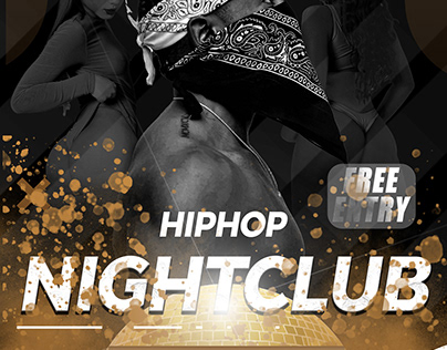 HIP-HOP NIGHT CLUB