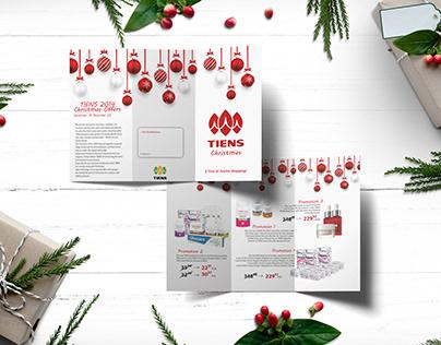Christmas promotional kit