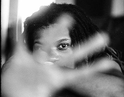 Making portraits with Khanyisa Bukubukwana