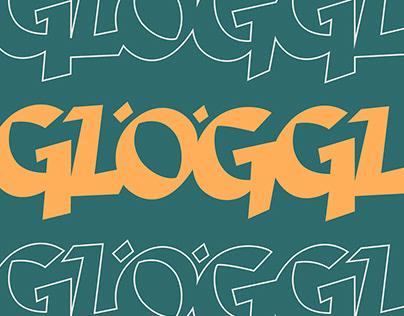 Glöggl: Logo Design