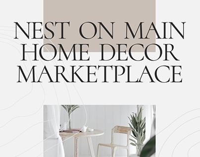 Nest on Main | Home Decor Marketplace