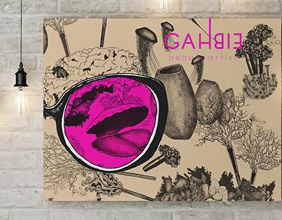 Gahbie   Identidade Visual