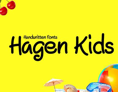 Hagen Kids Fonts