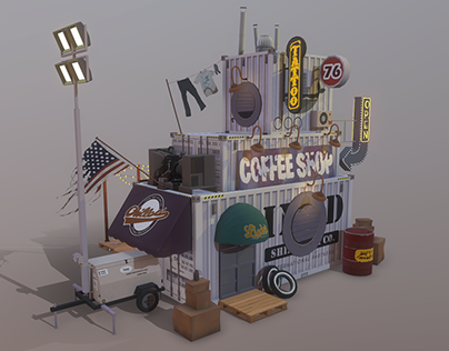 Shipping Container Coffee Co.