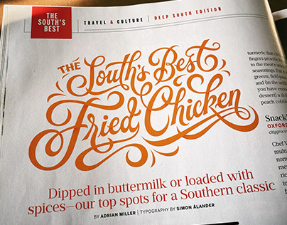 The South's Best Fried Chicken