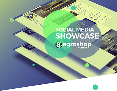 Social Media Showcase Agroshop