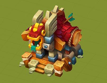 Casual game art (2014-2015)