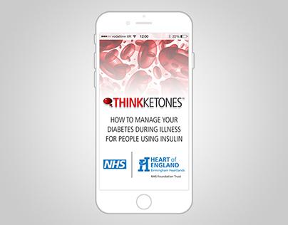 NHS Think Ketones
