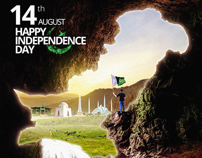 14th of August Happy Independence Day Pakistan