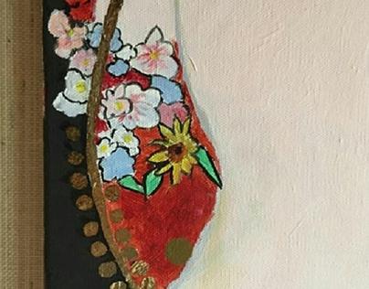 Klimt's water serpents II