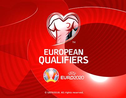 PROMO UEFA EURO 2020 - CANALE 20