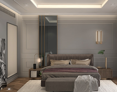 Modern Teen Bedroom on Behance
