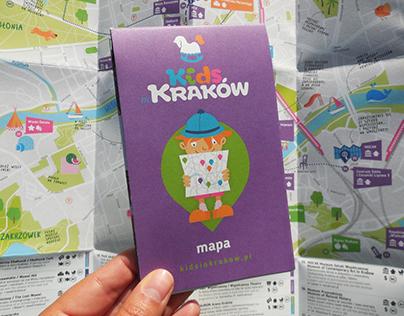 Kids in Kraków MAP