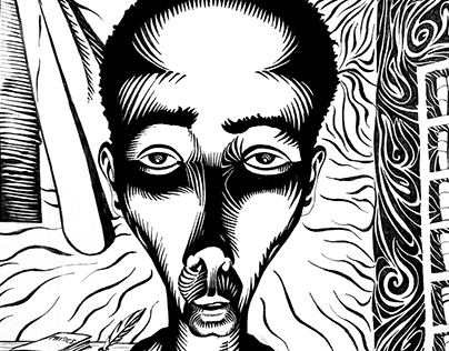 Myths of Cthulhu illustrations.