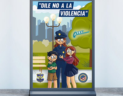 Campaña de prevención de la violencia