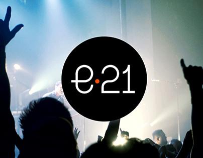 Redesign - E.21