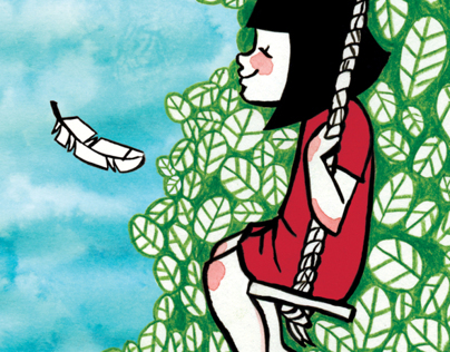 The Tree Swing - Norwegian Children's Magazine