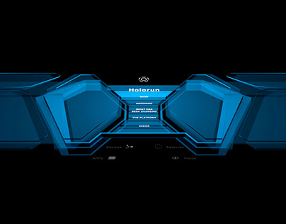 Holorun - AR/VR Internal Site