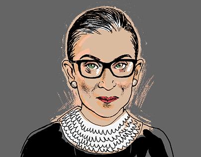 Ruth Bader Ginsburg | Washington Post