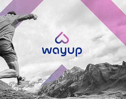 Wayup France - Logo & Packaging