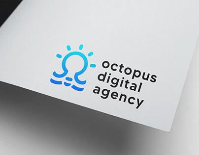 Octopus Digital Agency / Brand Identity
