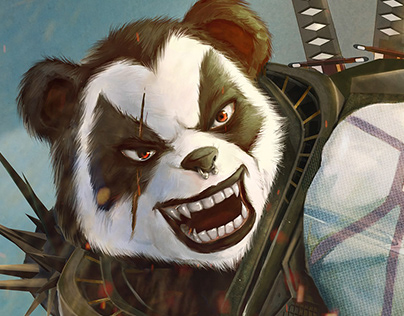 Pandas & Guns