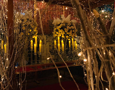 Casino Party at Zara shah jahan's house