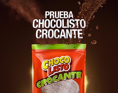 Chocolisto Crocante