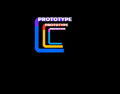 Prototype Echo Text Animation