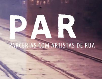 Projeto PAR | Plataforma de exposição e compra online