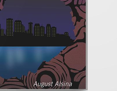 August Alsina CD Cover