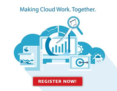 Baner for Webinar / Cloud strategies