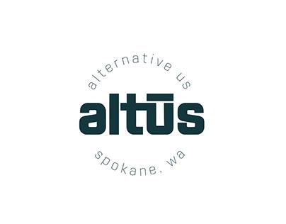 Altus   Initial Branding