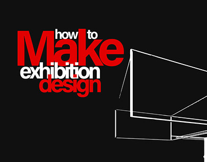 How to Make Exhibithion Design - Basic Booth #01