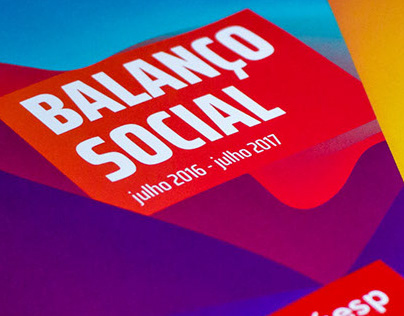 Editorial - Balanço Social IESP