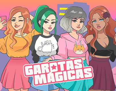 Garotas Mágicas