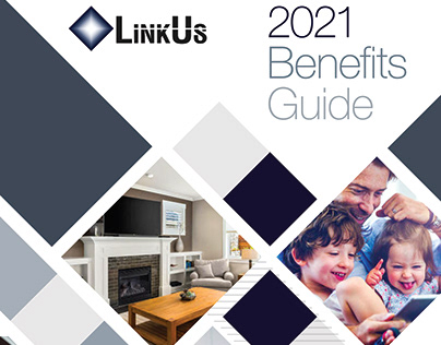 LinkUs - Benefit Guide Covers