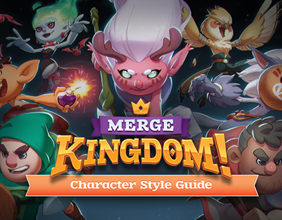 MK! - Character Style Guide