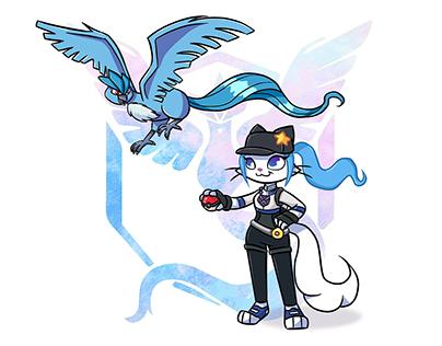 Fifi - Team Mystic