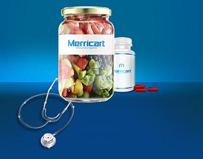 Merricart - Online Portal for Medicine & Consultation