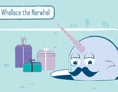 Wallace the Narwhal