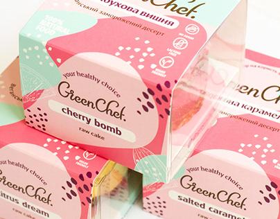 Frozen dessertsdesignpackaging branding identity